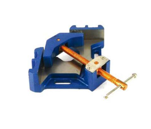 Angle clamping vice